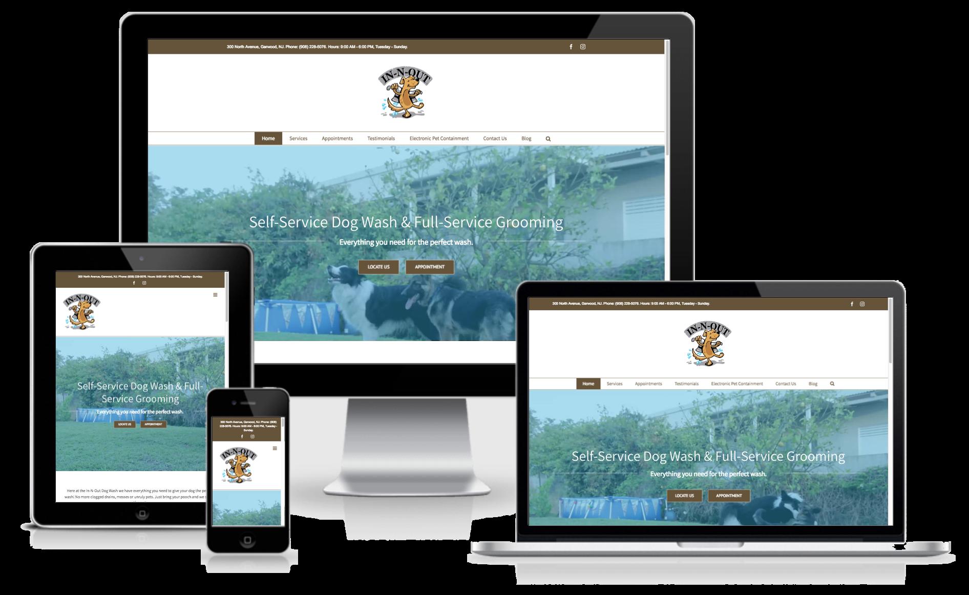 Small business website designwordpress examples nj review coming soon solutioingenieria Gallery